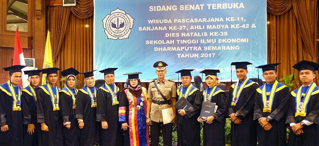 Kerjasama Program Studi Magister Manajemen dengan Akademi Kepolisian