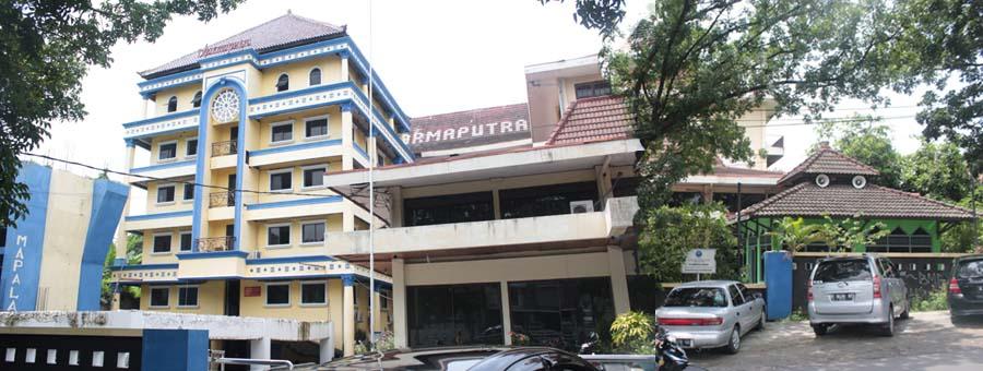 Kampus STIE Dharma Putra Semarang