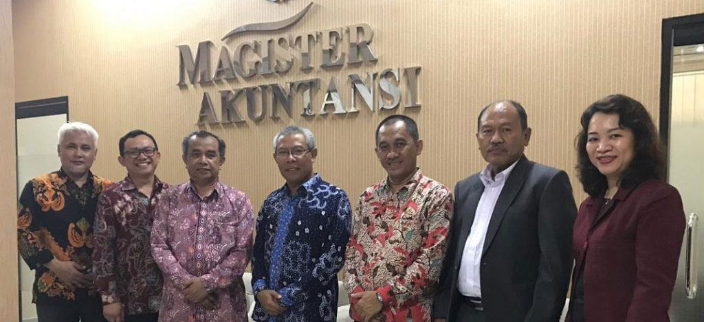 Kerjasama dengan Program Studi Magister Akuntansi Universitas Gadjah Mada