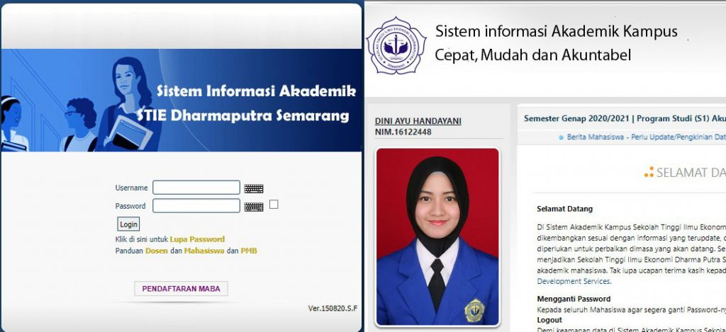 Sistem Informasi Akademik (SIAKAD)